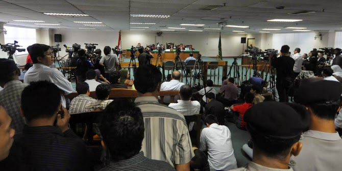 Diduga korupsi pengadaan alat kesehatan, Walikota Padangsidimpuan bantah dakwaan JPU