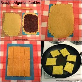 bradj algerian cookies recipe muslim