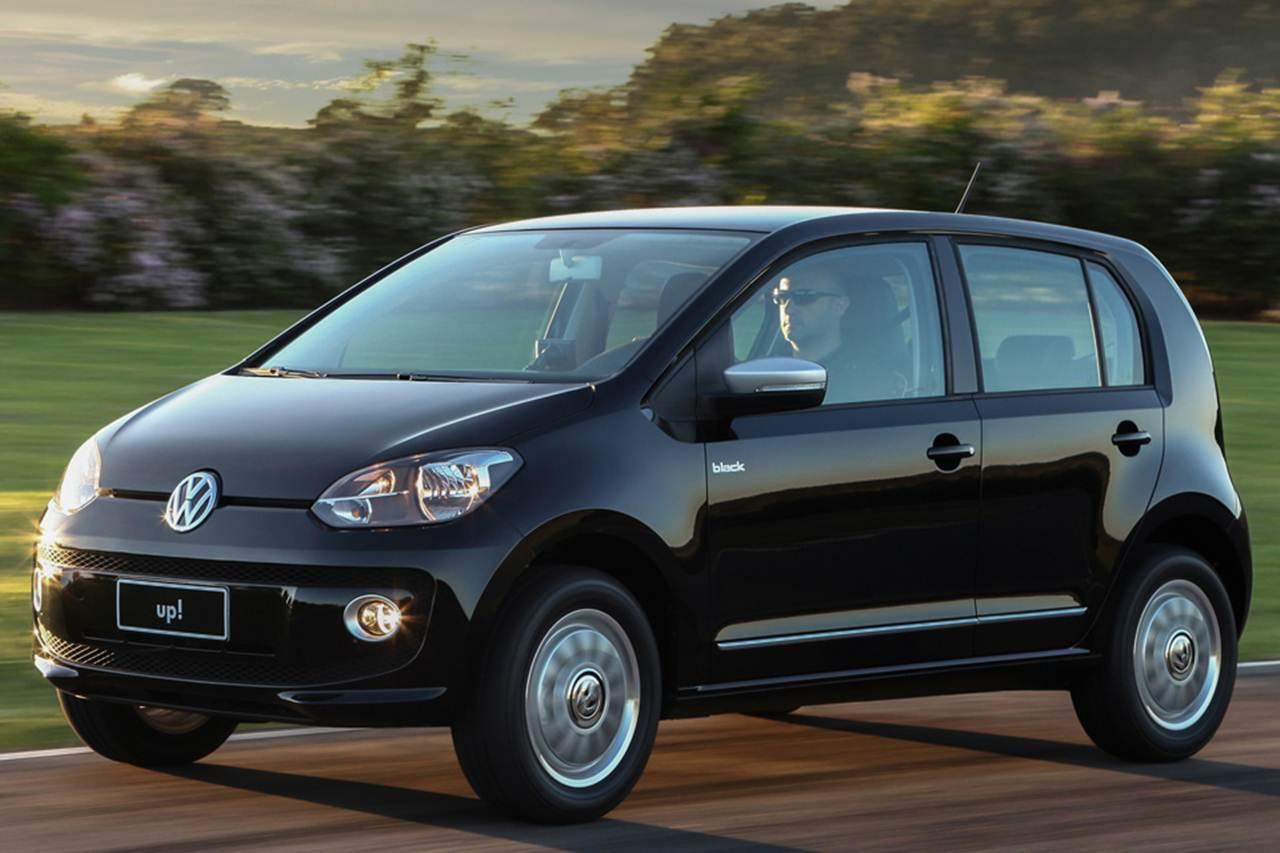 Volkswagen up! - versão High-up!