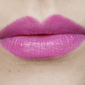 Paul Joe Manege lipstick swatches swatch