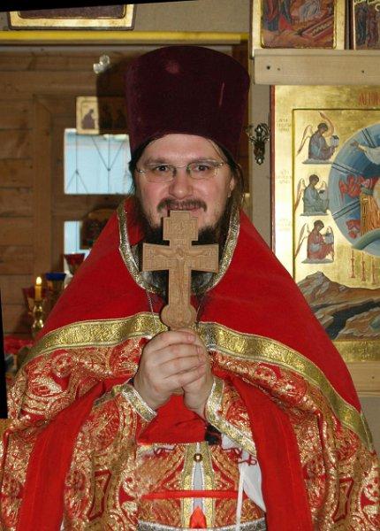 Убиенный иерей Даниил Сысоев