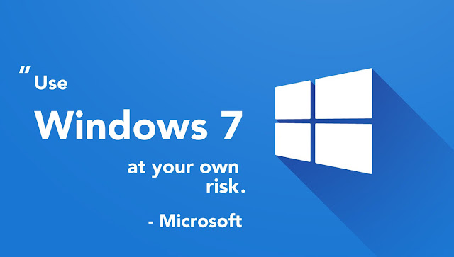 "Microsoft's Latest Trick – ""Use Windows 10 Because Windows 7 Has Serious Problems"""