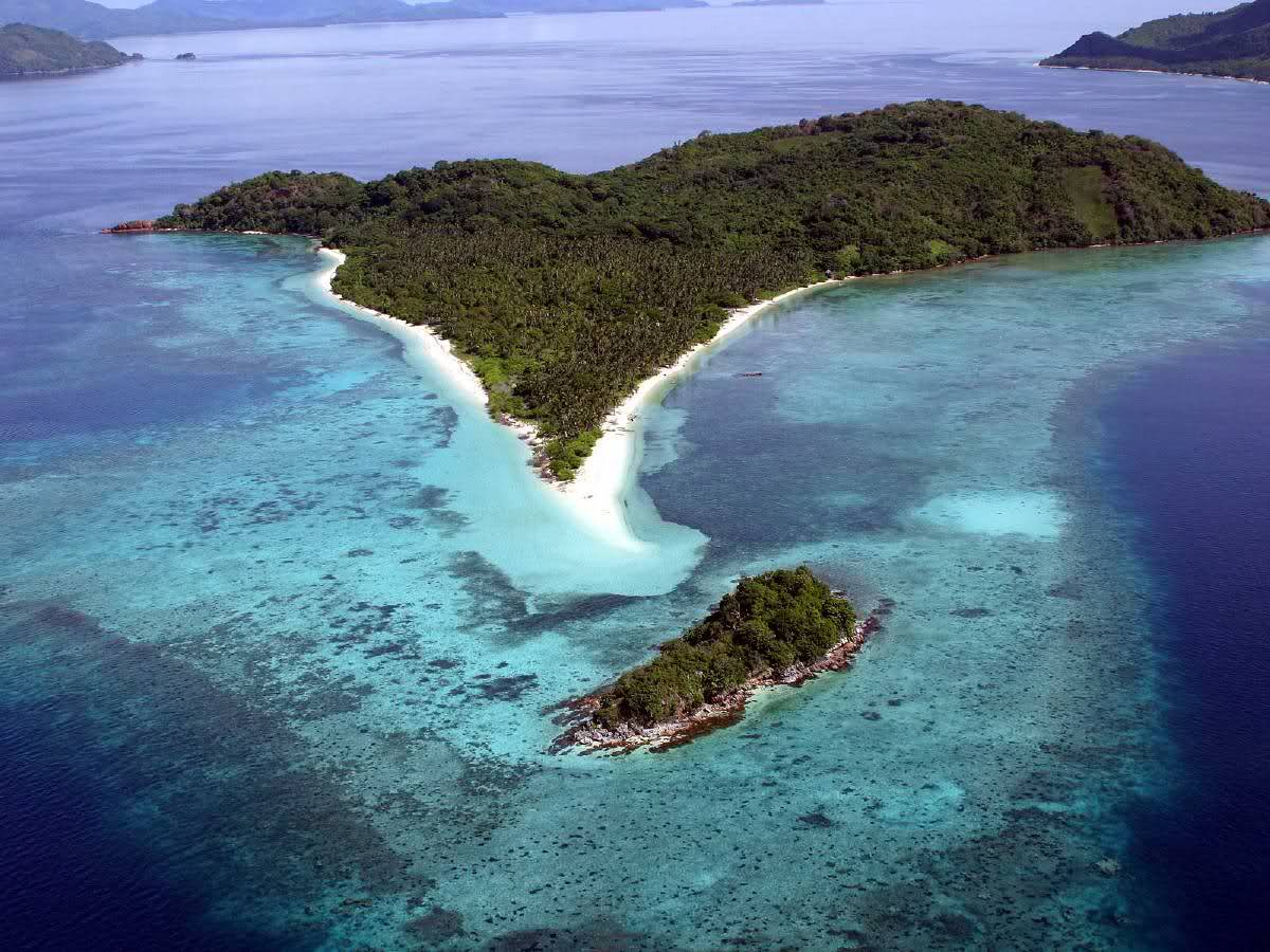 Philippines' Maosonon island, El Nido Palawan is now for sale in