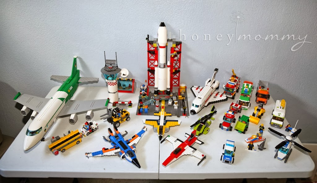 Lego Toys For Boys : Honey mommy rebuilding legos and eardrums