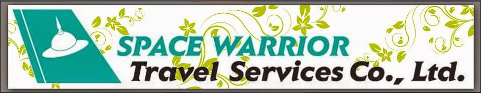 SPACE WARRIOR Travel Services