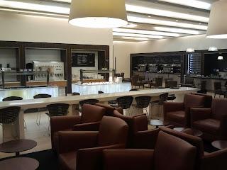 British Airways Lounge - London