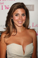 Picture of Actress Jamie-Lynn Sigler who struggled with an eating disorder