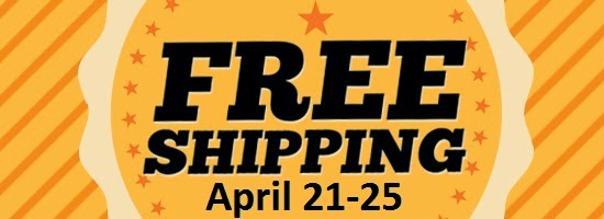FREE SHIPPING this week