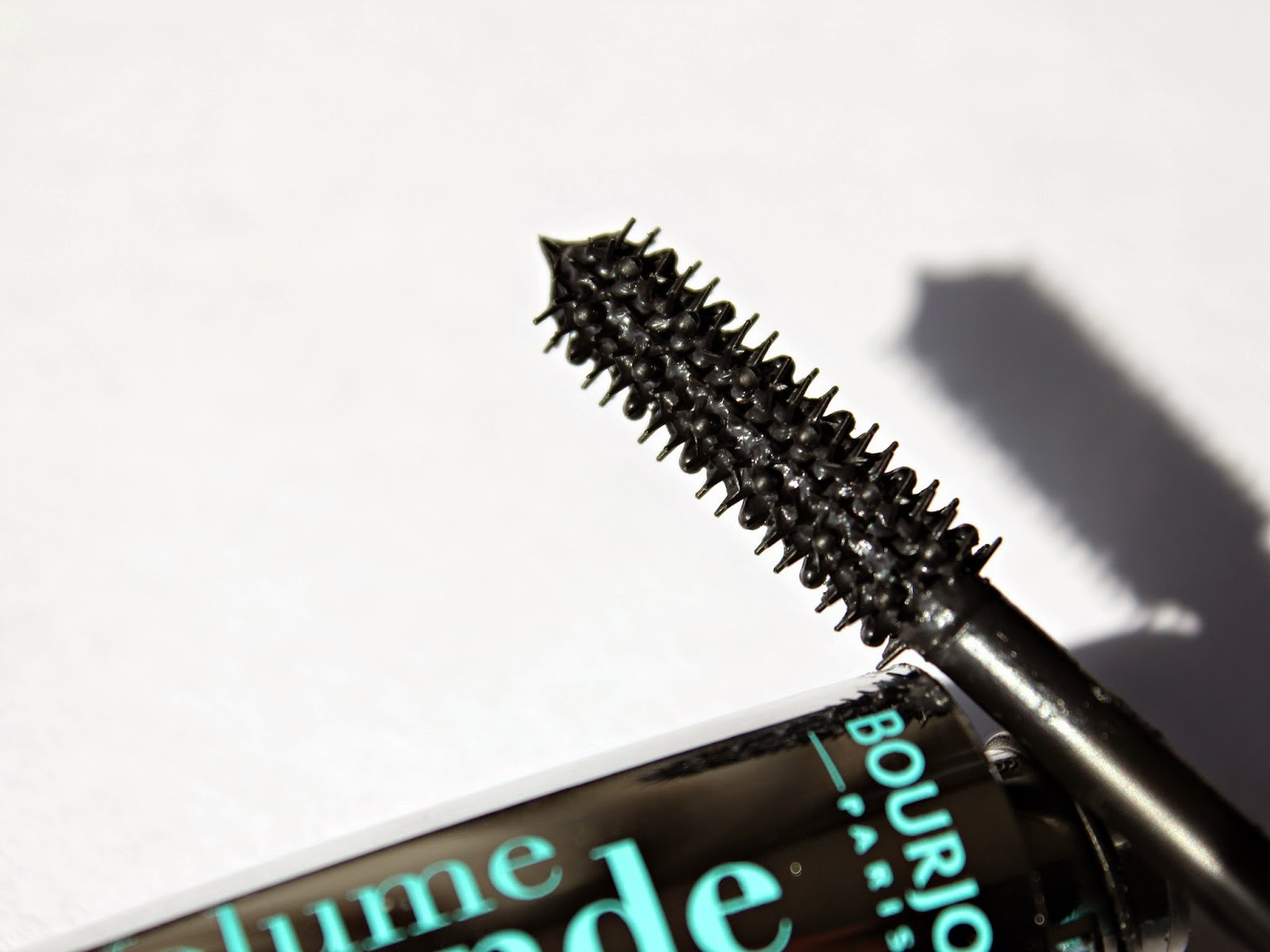 A picture of the Bourjois Volume 1 Seconde Mascara Waterproof