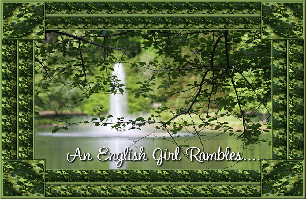 An English Girl Rambles