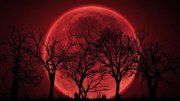 Capítulo 2 - Velhos conhecidos Lua-de-sangue
