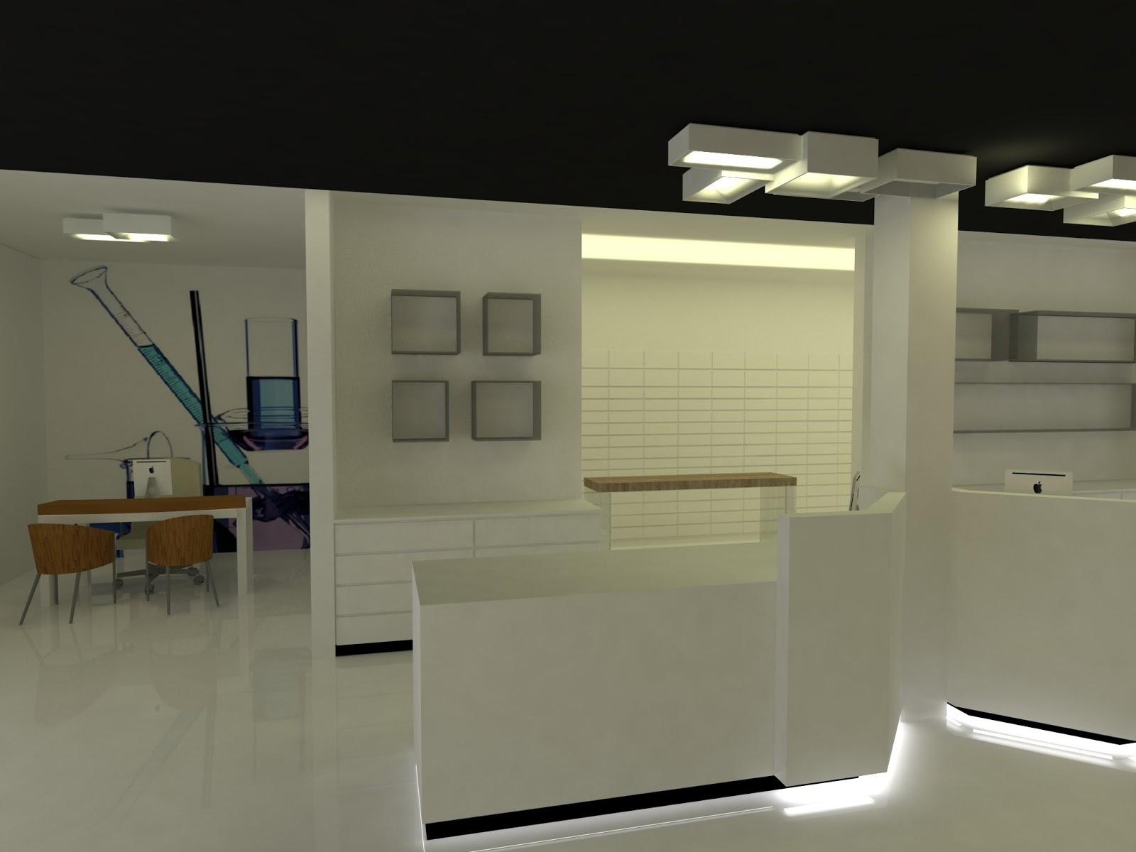 Dise o de interiores escuela de arte de motril proyecto for Diseno de interiores zona oeste