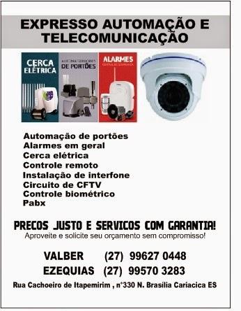EXPRESSO  AUTOMAÇÃO E TELECOMUNICAÇÃO