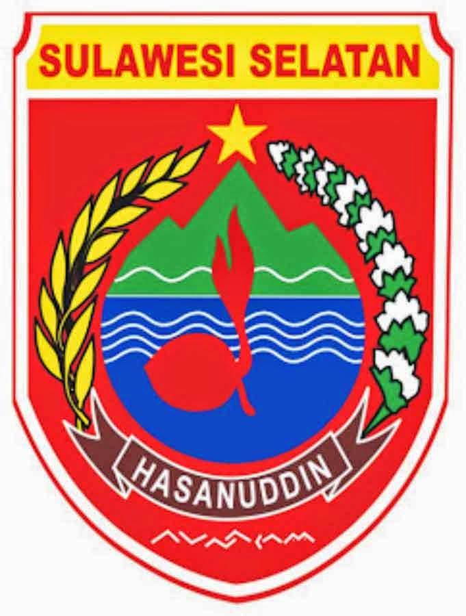 lambang kwarda sulawesi selatan