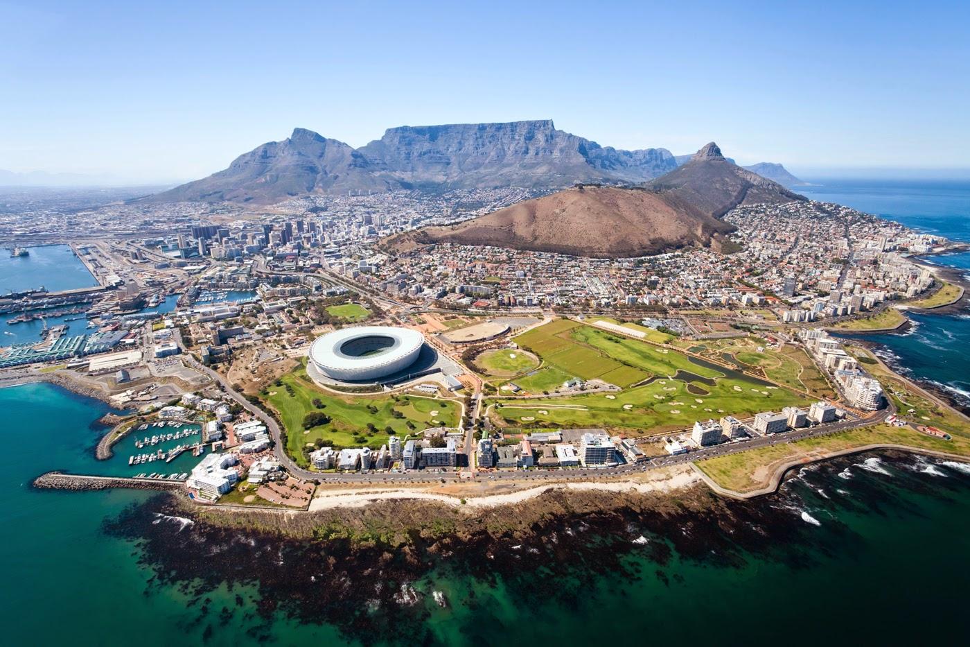 6 razões para você fazer seu intercâmbio na África do Sul
