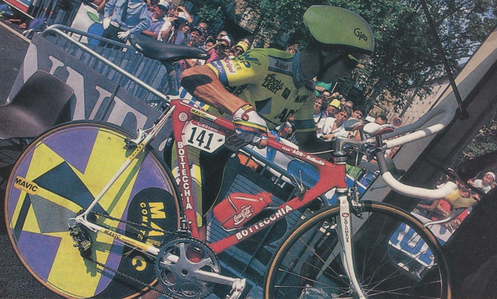Did Raleigh Bikes Race In The Tour De France bikes used in the TdF