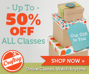 http://www.craftsy.com/classes?ext=ShareASale_FinalSale2013&utm_source=Share%20A%20Sale-Share%20A%20Sale%20-%20Special%20Promotion&utm_medium=banner&utm_campaign=Affiliate&SSAID=738841