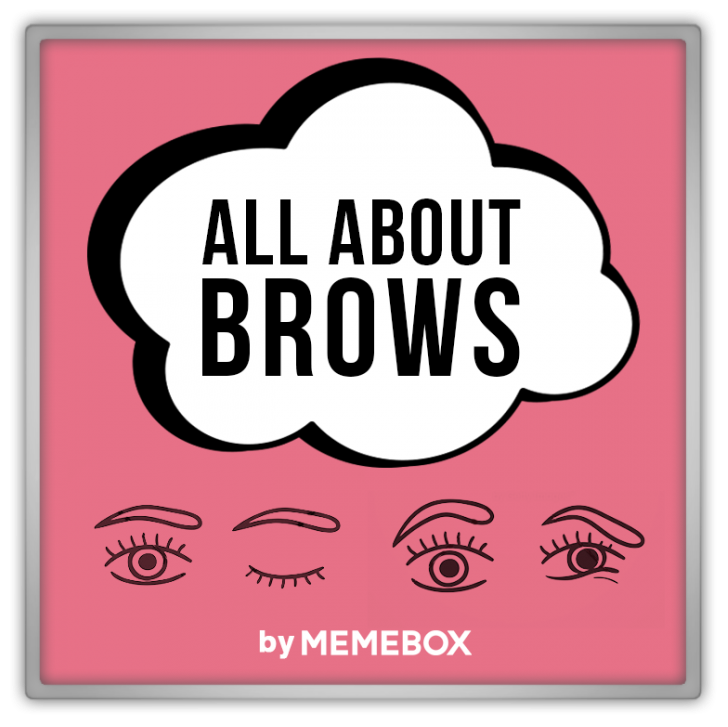 Memebox Superbox #57 All About Brows 미미박스 Commercial
