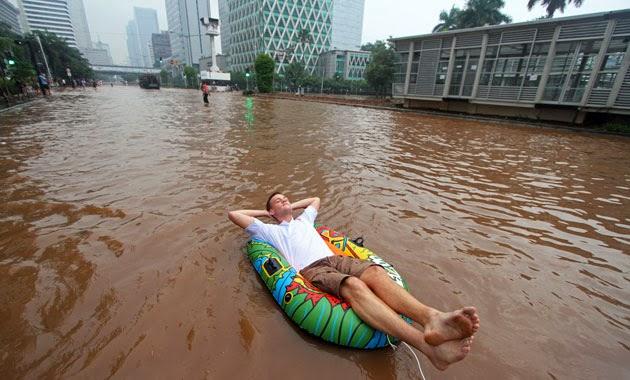 Cara Jepang Mengatasi dan Mencegah Banjir