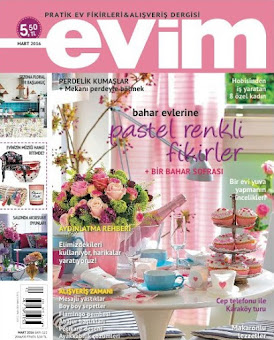 SWEETELISHOME EVIM DERGISINDE