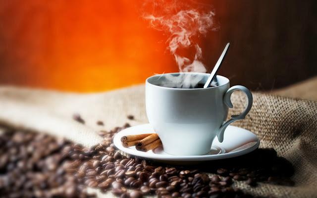 Hot Coffee Cinnamon