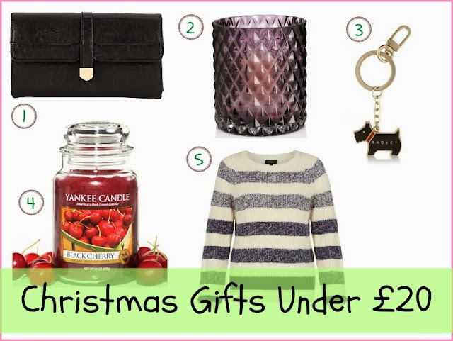 Christmas Gifts Under £20