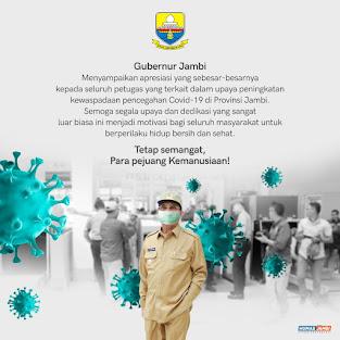 Apresiasi Pejuang Kesehatan