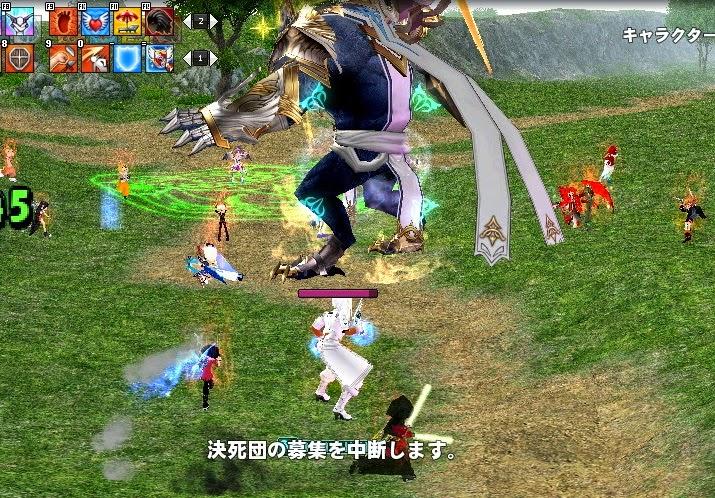 マビノギ 初見殺し 神の騎士団 普通 攻略法 実装