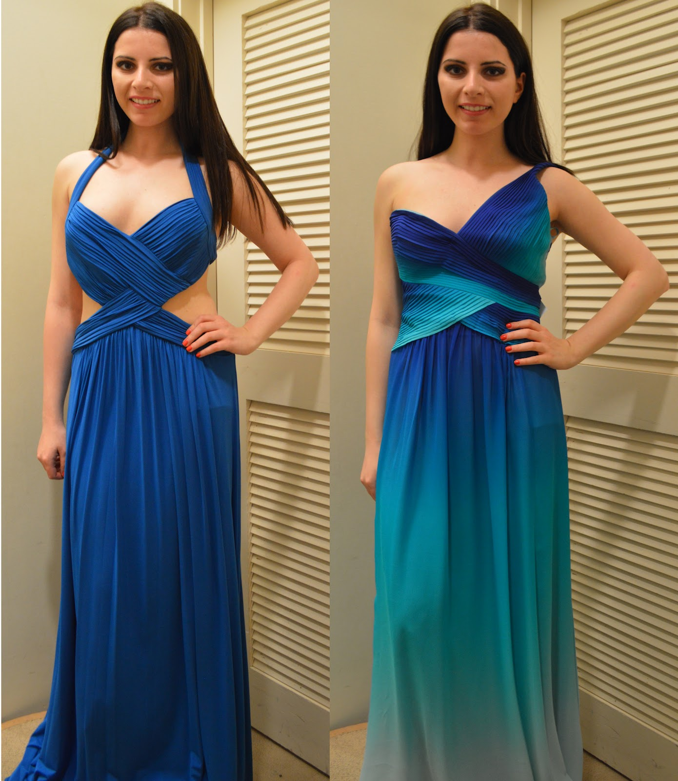 The Style Socialite - A Fashion/Society Blog : Trying On BCBG Gowns ...