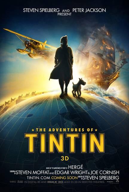 Le Avventure di Tintin (2011) iTALiAN DVDRip XviD-GPT