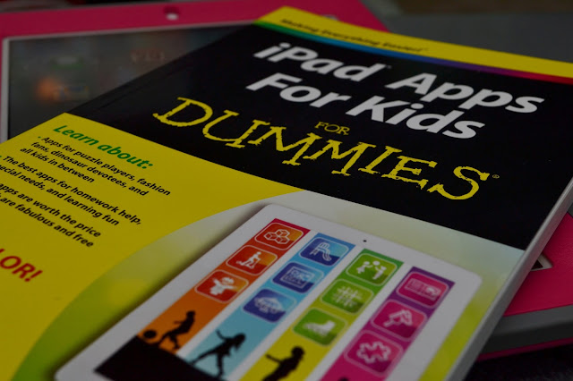 iPad Apps, For Kids, For Dummies, Book, Review