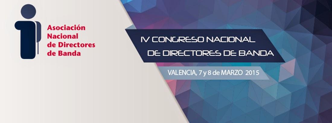 4º Congreso Nacional de Directores de Banda