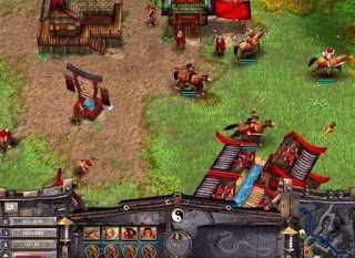 Screenshot  Battle Realms