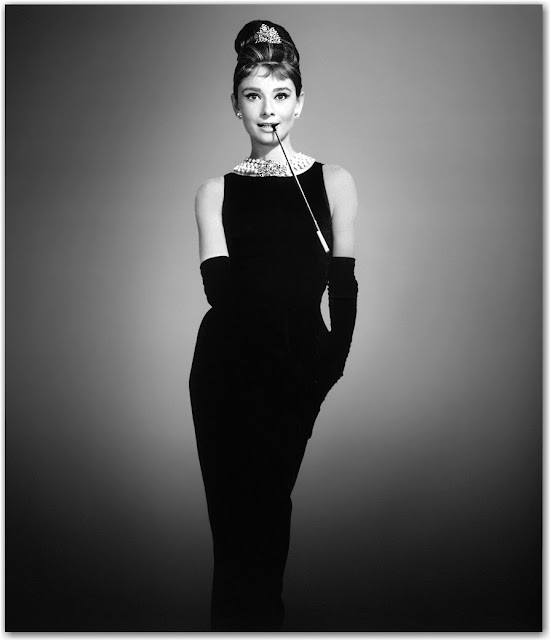 Audrey Hepburn Breakfast At Tiffany S Cat