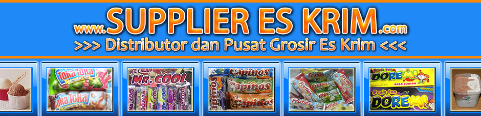 Supplier Es Krim