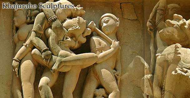 Порно храм в индии