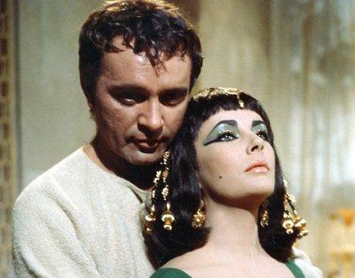 Pop Classics: Cleopatra (dir. Joseph L. Mankiewicz, 1963) Richard Burton Cleopatra