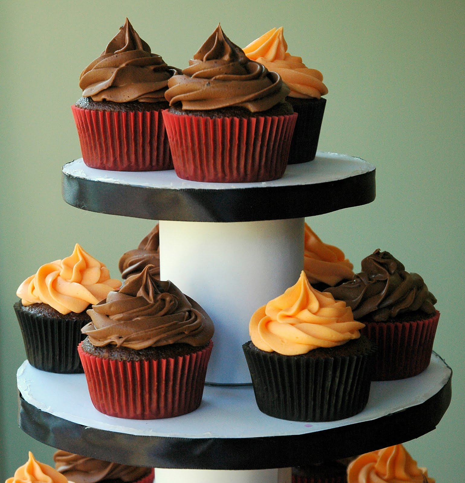 Recipes For Halloween Cupcakes