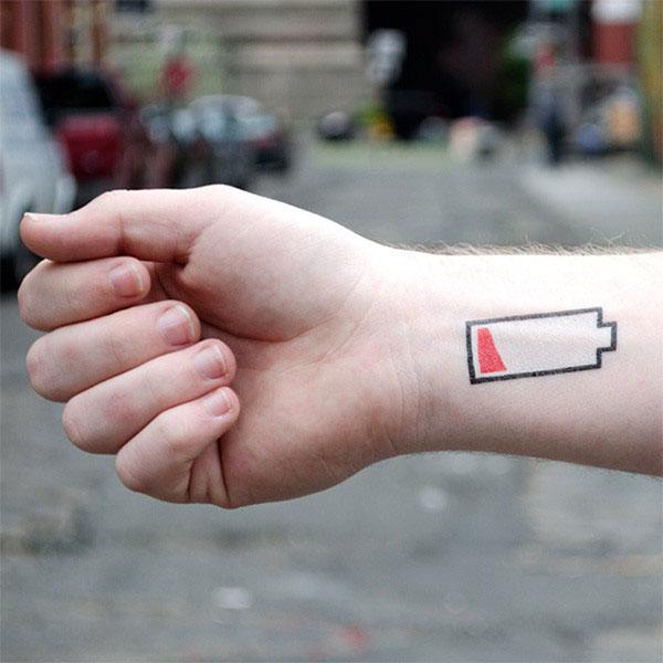 Tatuagem criativa