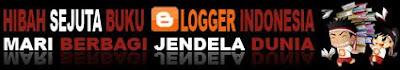 Hibah Sejuta Buku Blogger Fase #4