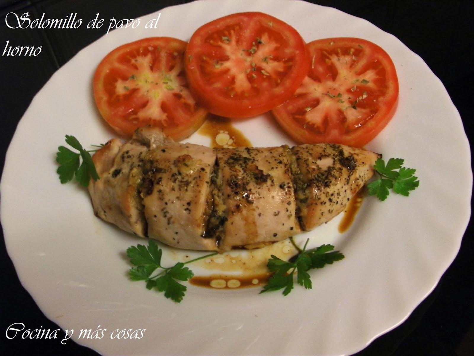 Cocinar Solomillo Facil   Cocina Y Mas Cosas Solomillo De Pavo Al Horno