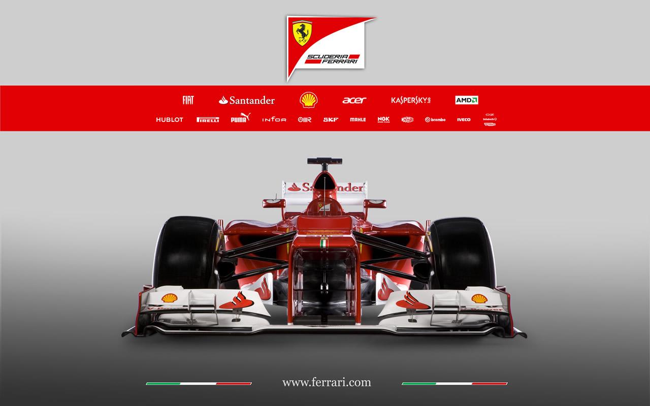 F1 back soon - Who's looking forward to it? Ferrari-f1-2012-1