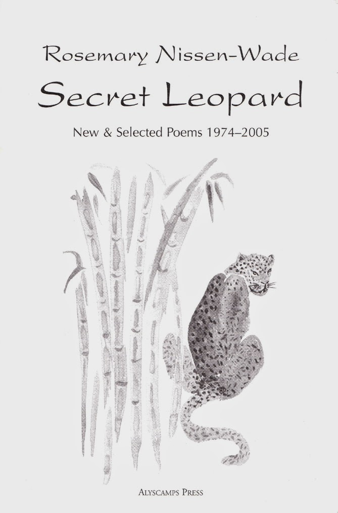 Secret Leopard, by Rosemary Nissen-Wade