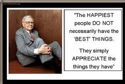 Warren Buffet Quotation