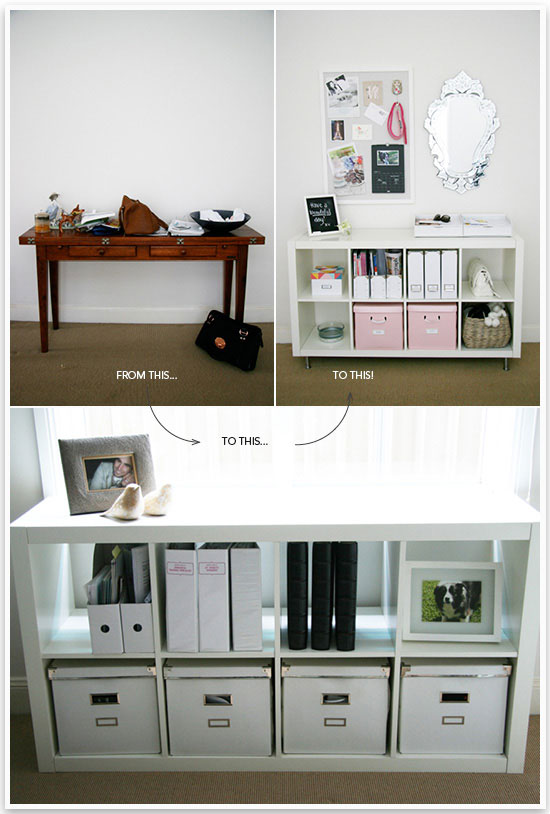 IHeart Organizing: UHeart Organizing: A Bright + Organized Entry