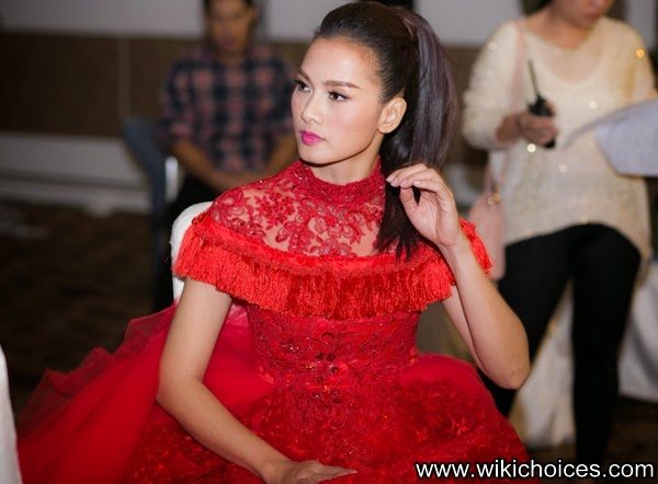 Anh Thu - Vietnamese Fashion Model