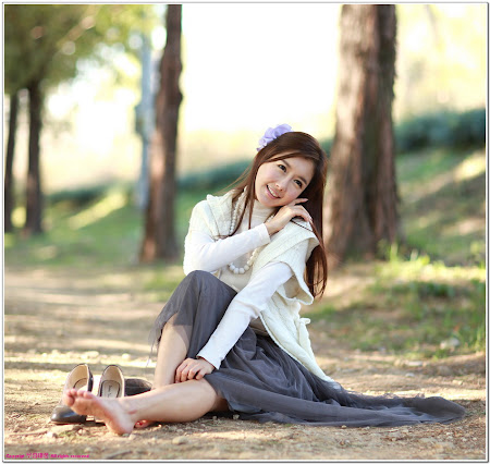 Han Seo Yeong, Lovely Outdoor 02