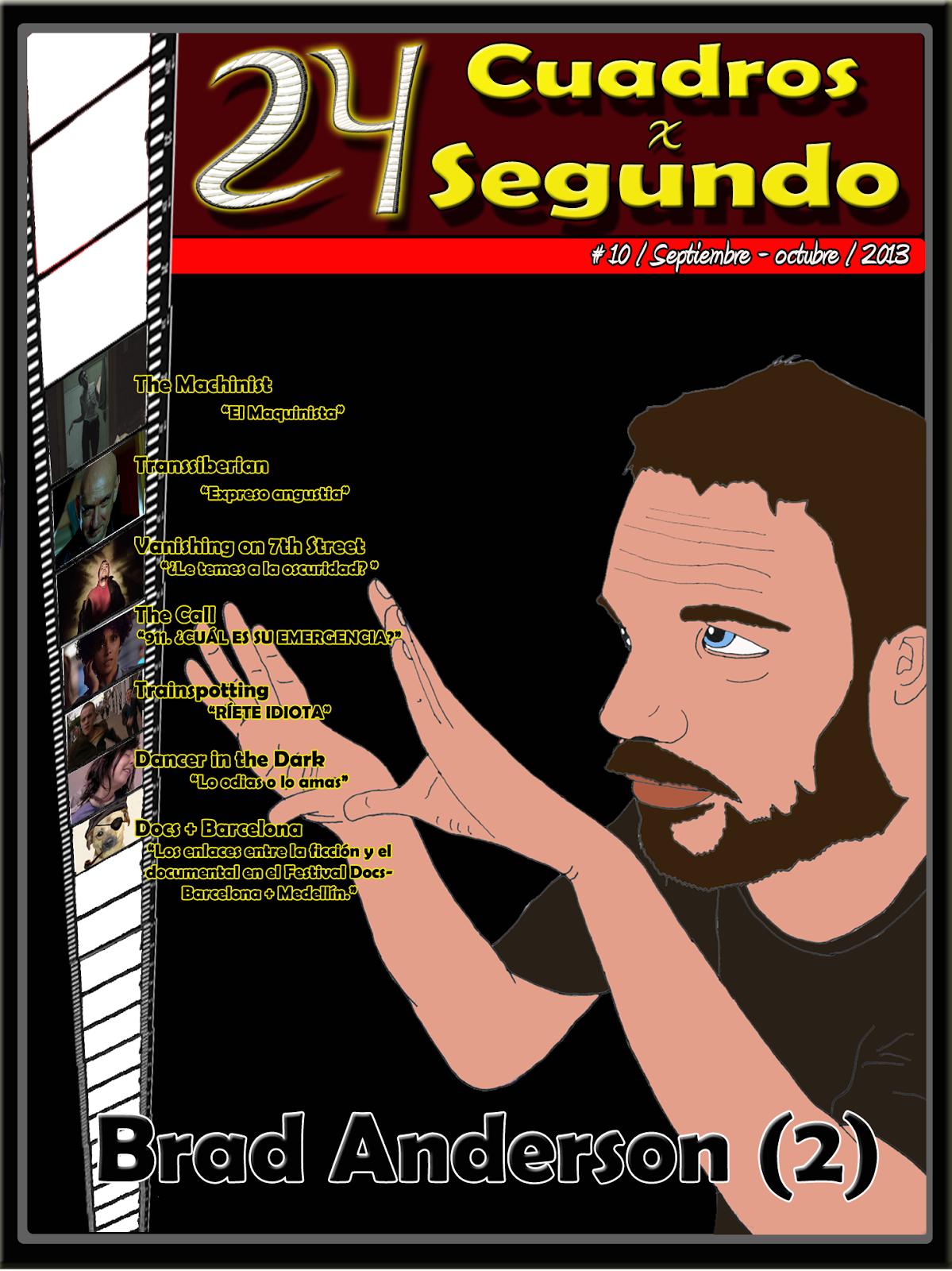 Afición Cinematográfica X: Edición # 10 Revista 24 Cuadros Por Segundo