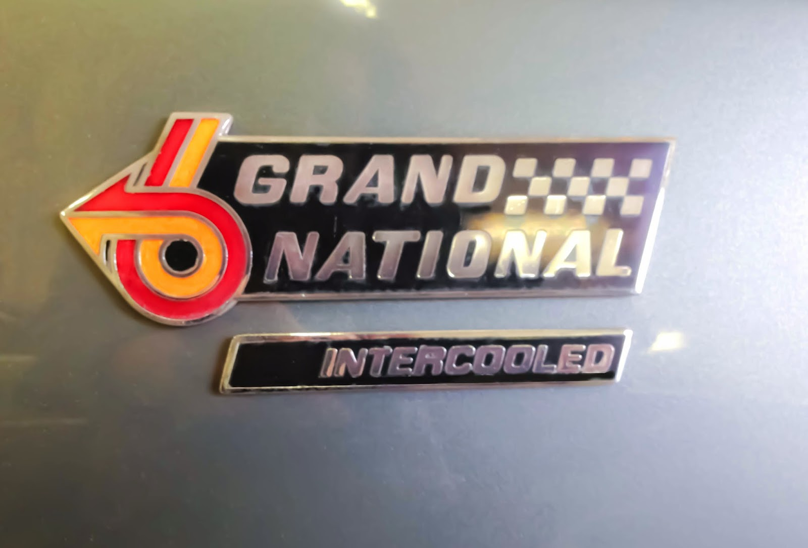Auto Body Paint Supply Northern Nj 1987 Buick Grand National