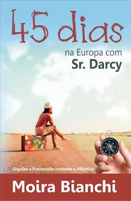 Sorteio comemorativo JANE AUSTEN DAY, 45 dias com Mr. Darcy na europa